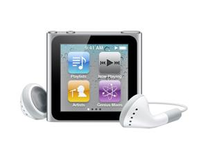 Apple Updates the iPod Nano Software
