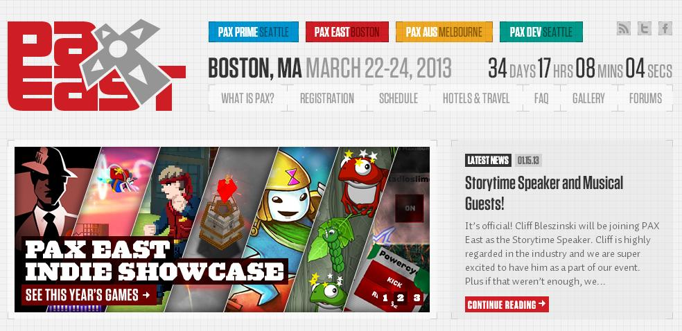Newegg is heading to PAX East 2013!