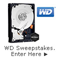 "Enter Newegg's ""WD Your Story, Our Storage"" Sweepstakes"