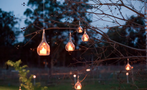 How to Fill your garden with ambient light