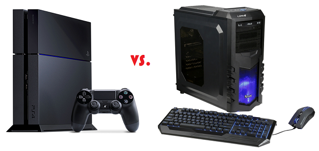 Pc vs console the winner is you newegg insider - Console meaning in computer ...