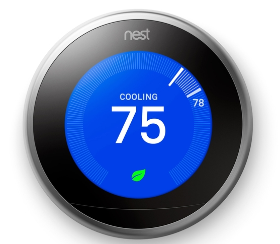 Nest, smart home, home automation