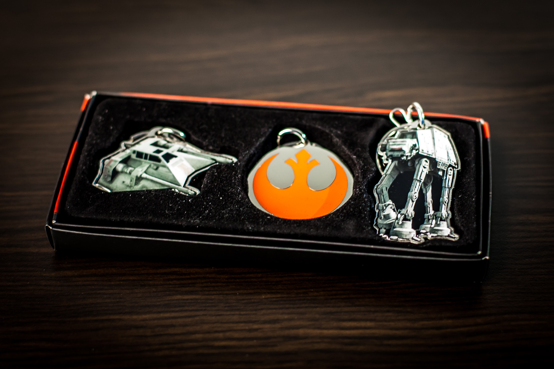 Exclusive Star Wars keychains come to Newegg