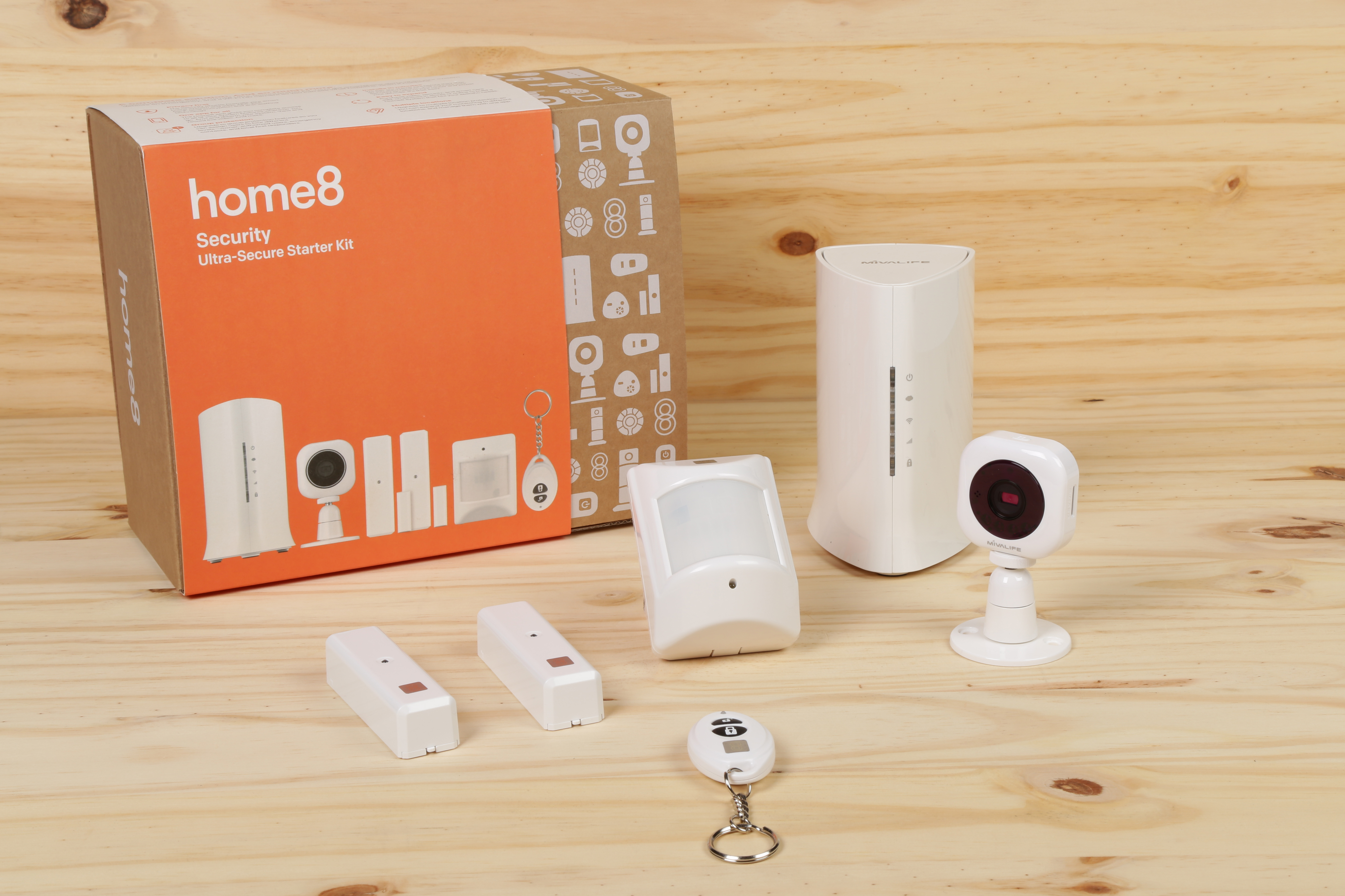 Hands-on: Home8 Security System
