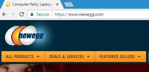 Newegg Upgrades Servers, Security, Search & Shopping Cart