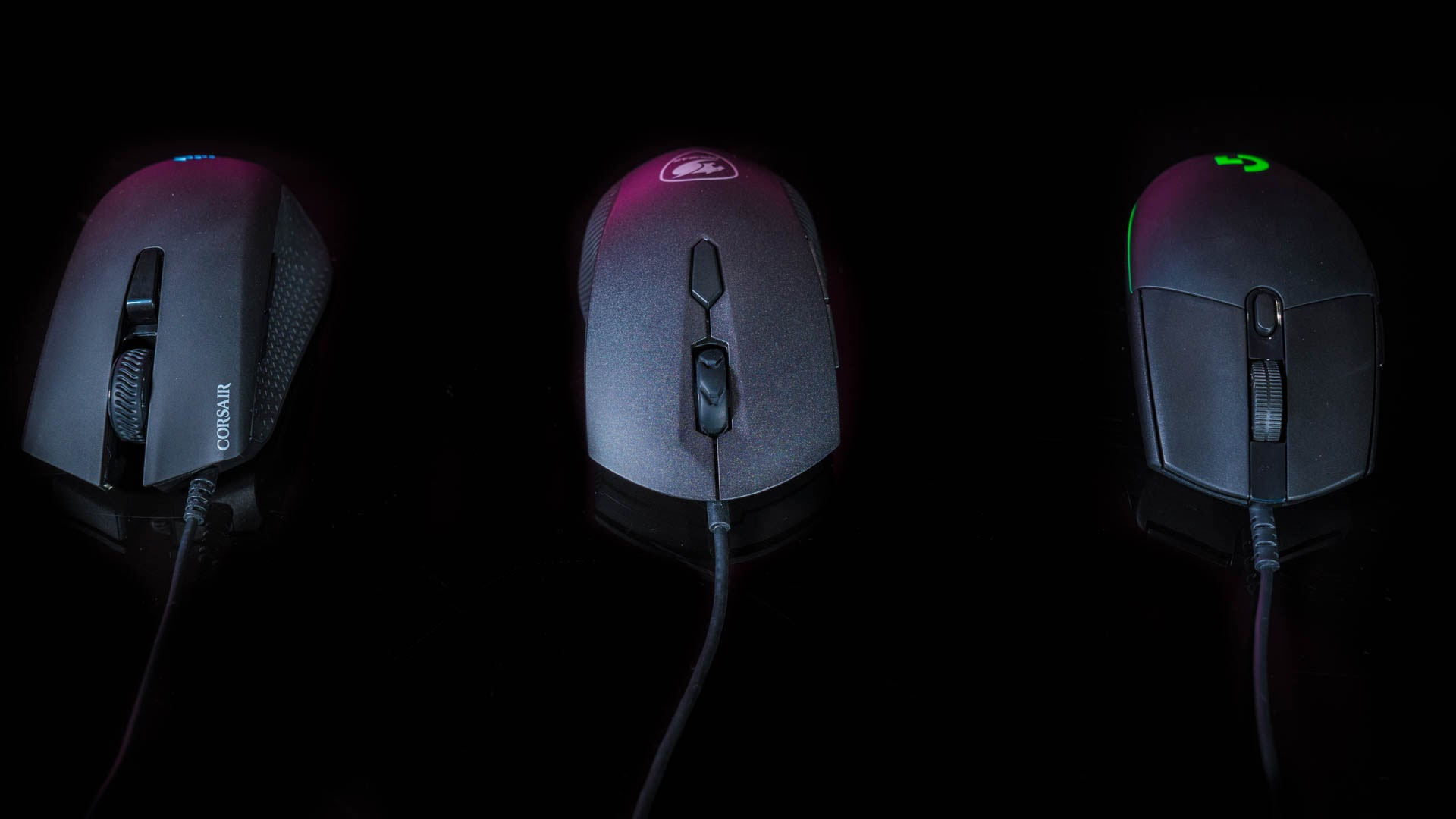 $30 Gaming Mice - Hands-on with Corsair, Logitech, and
