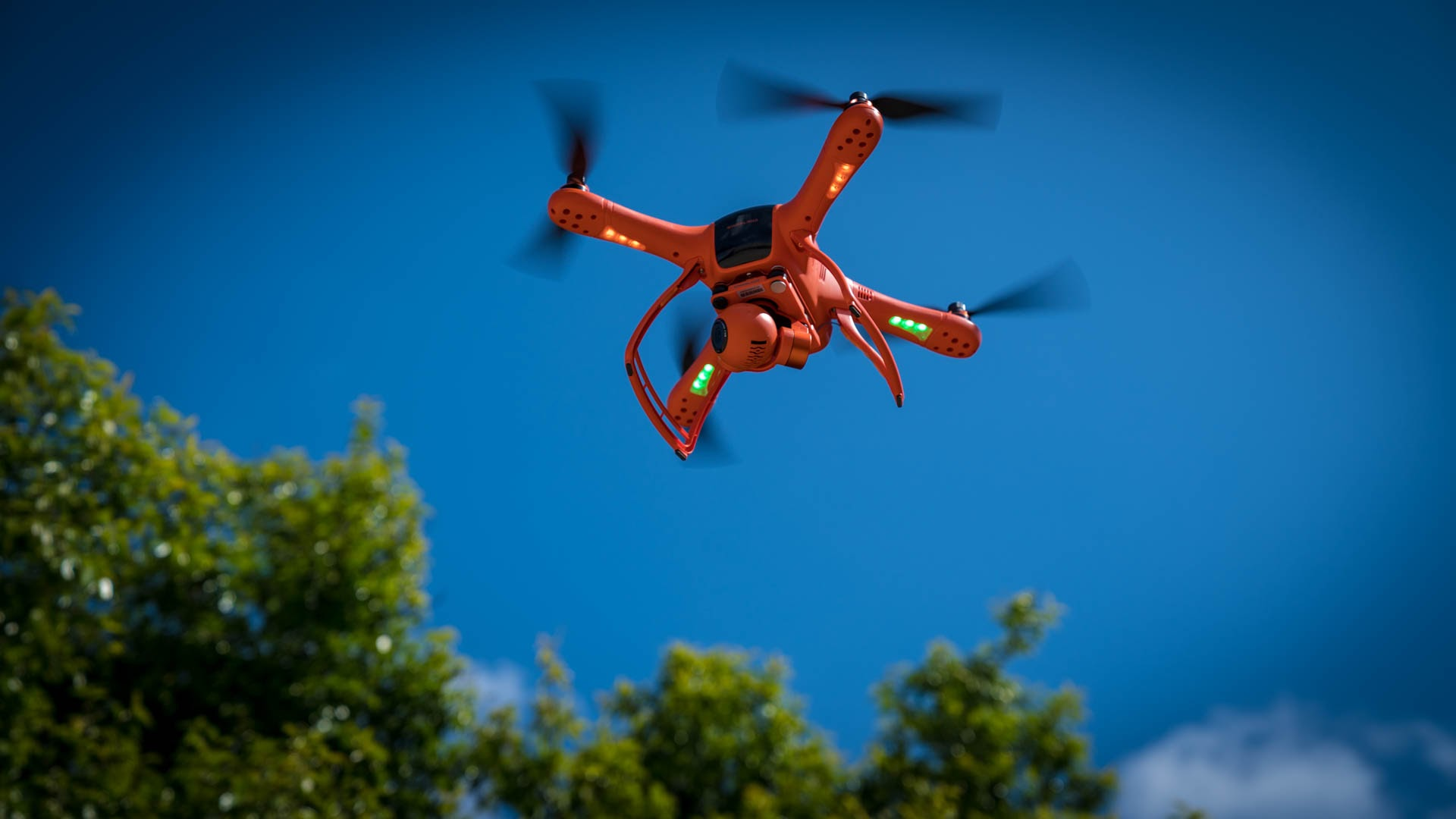 Wingsland Minivet: A Beginner's Step into Photography Drones