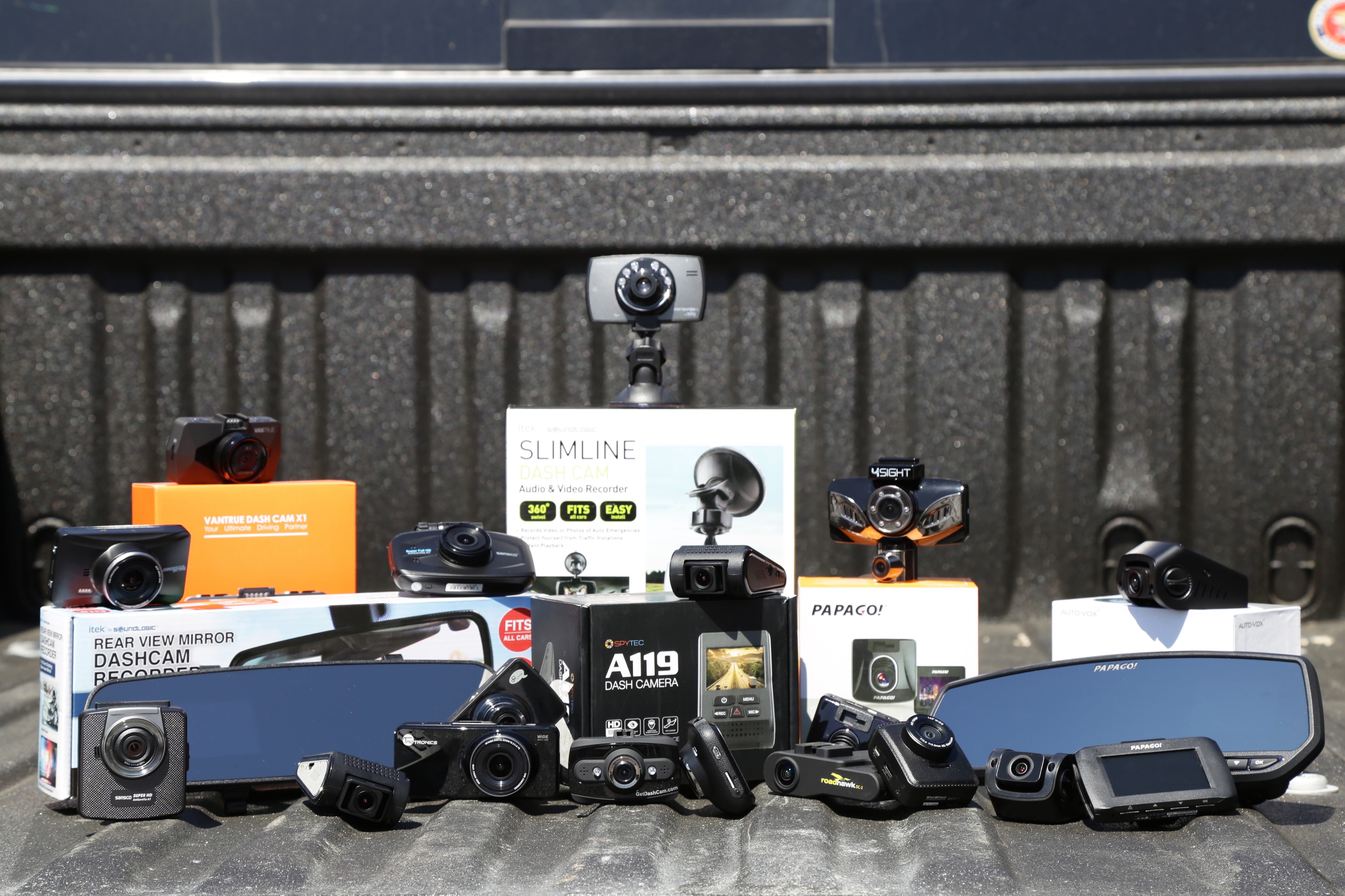The Ultimate Dash Cam Roundup Guide