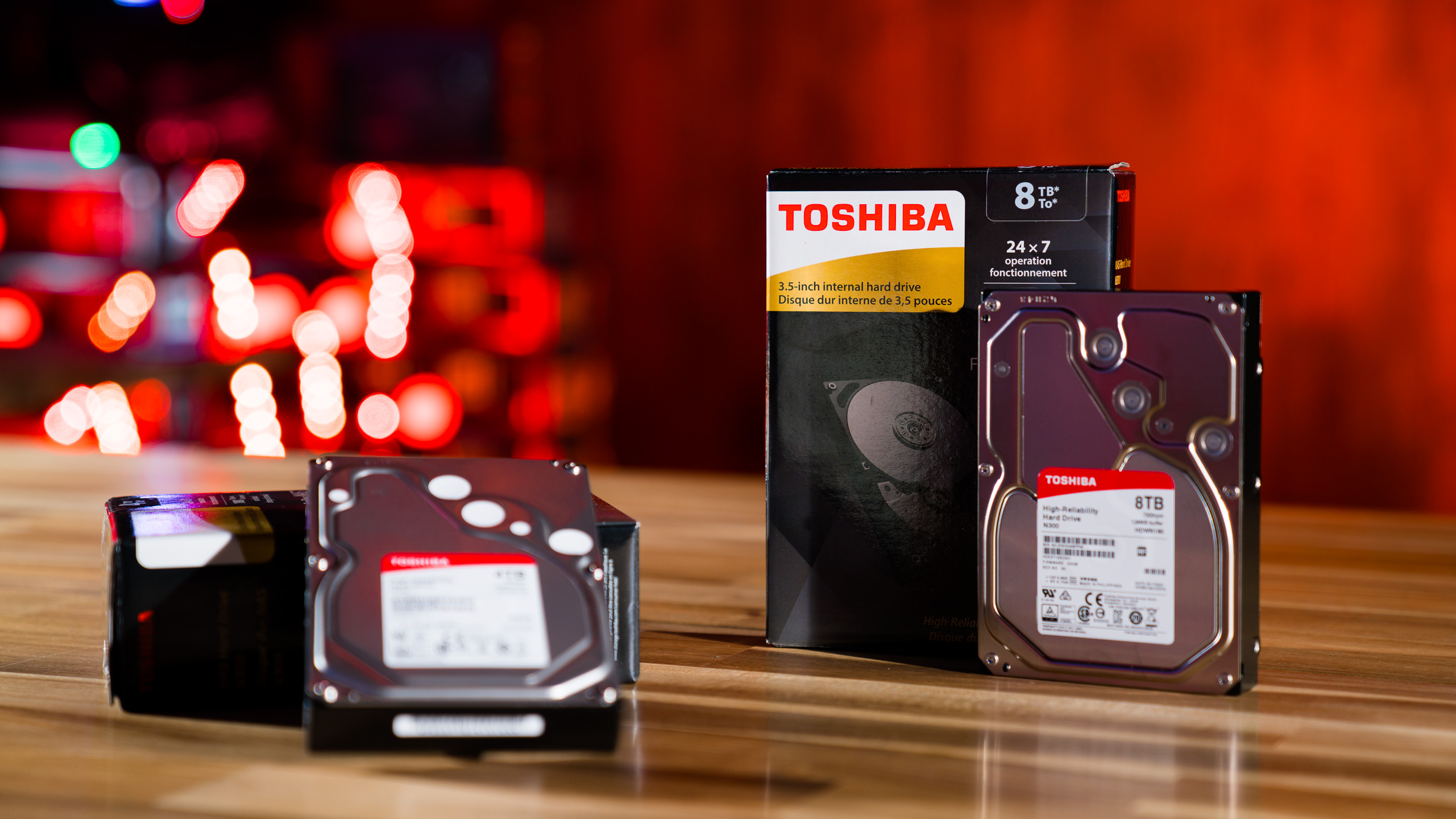 toshiba hard drive best storage for desktop PC