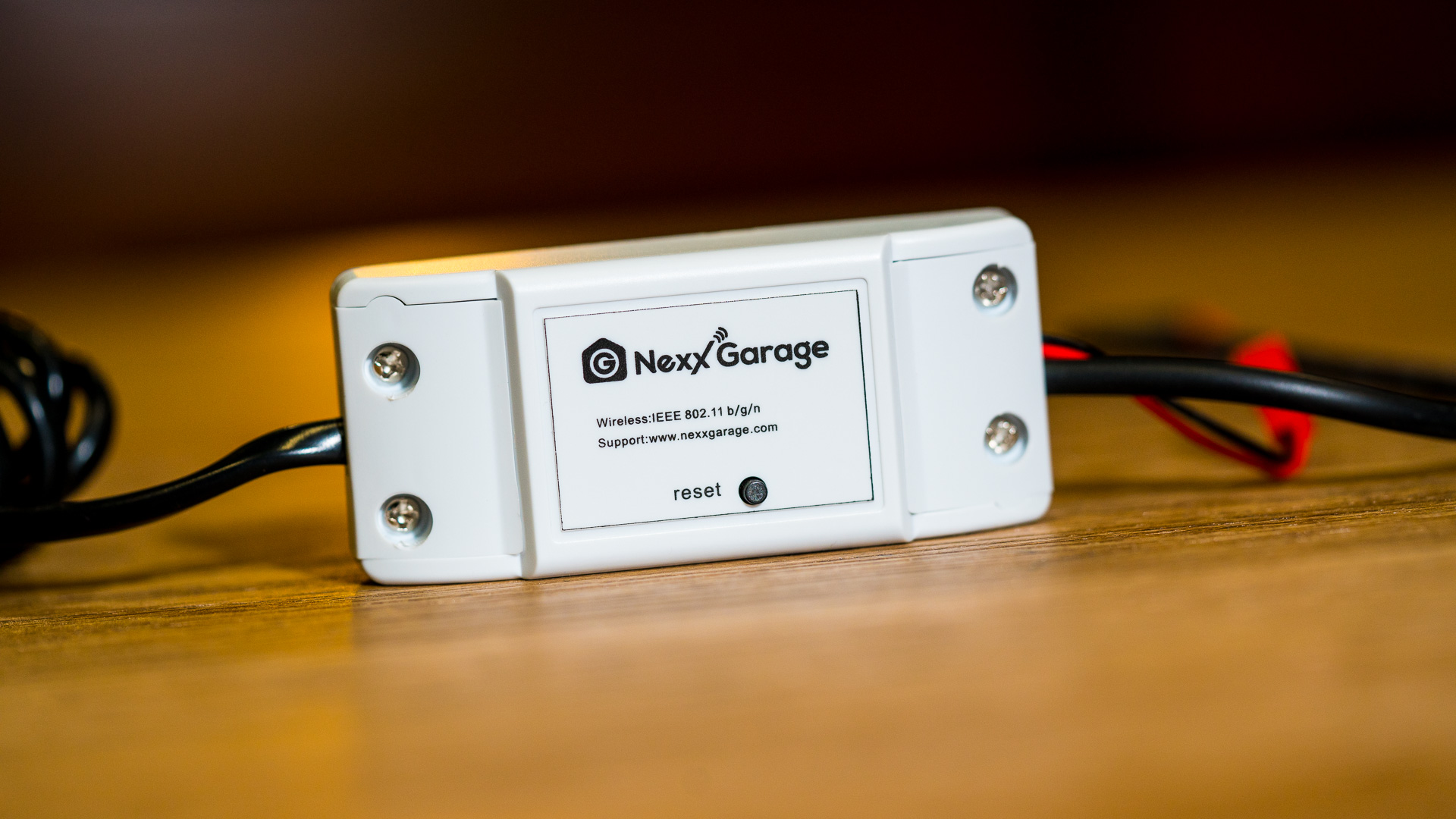 Nexx Garage gives any garage door the ability to be opened via smart phone, with added security and monitoring capabilities.