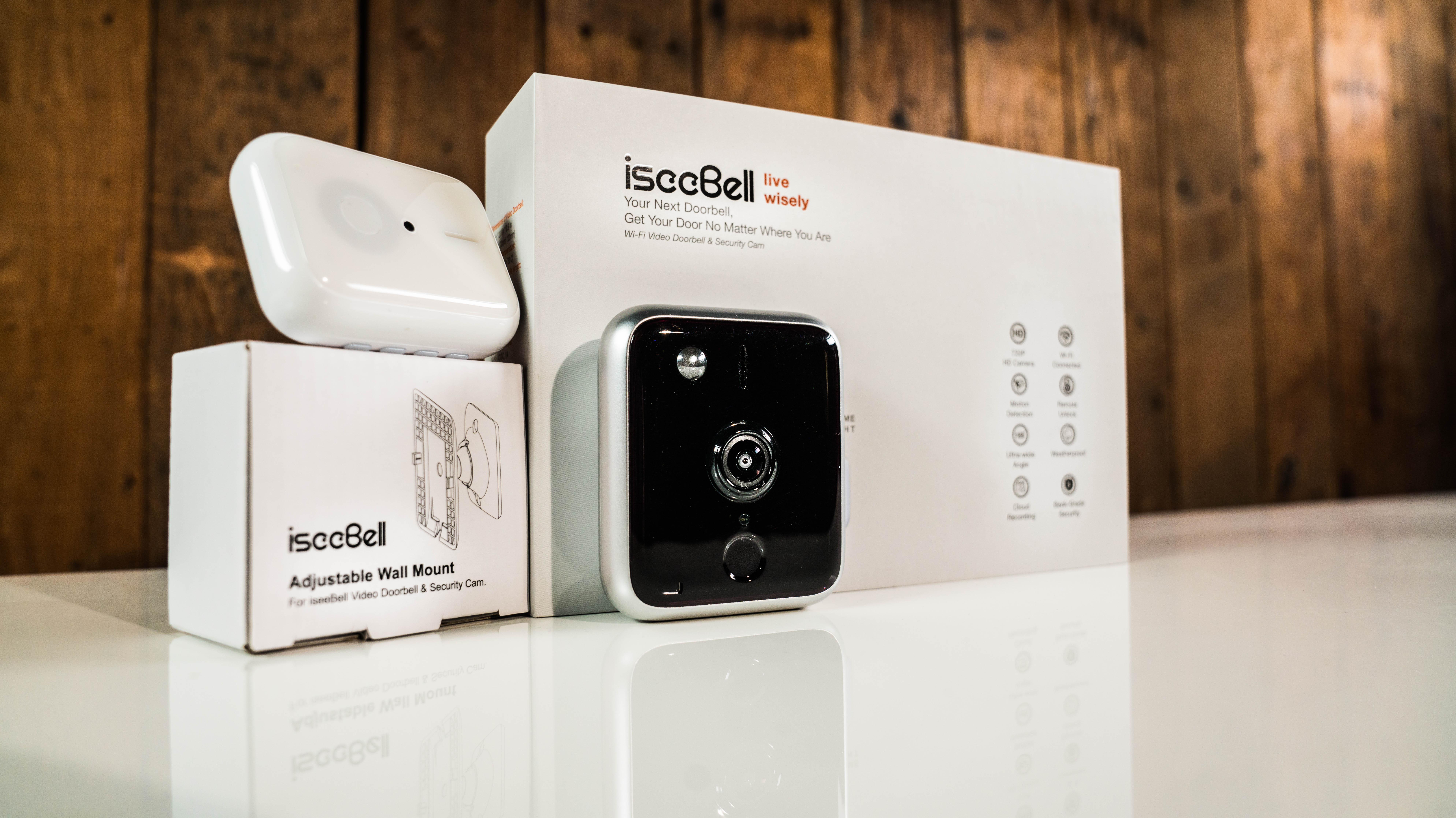 Can Underdog Iseebell Upset The Big Smart Doorbell Companies Skybell Wiring Diagram Newegg Insider