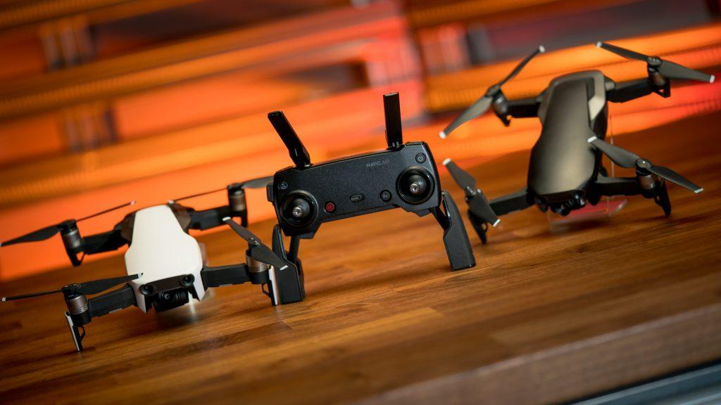 e8ca3f0f7af DJI Mavic Air, drones, photography. The new DJI Mavic Air drones in Arctic
