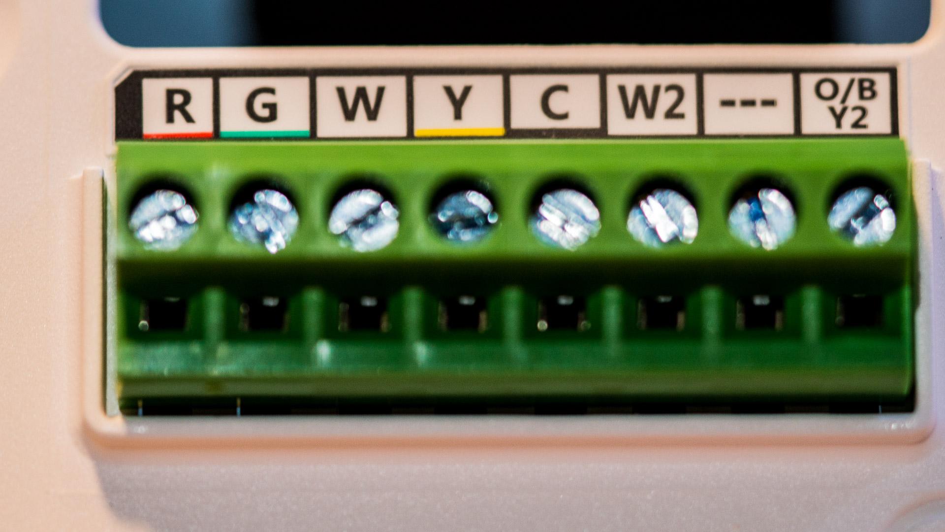 vine, TJ-610, Thermostat, C-wire