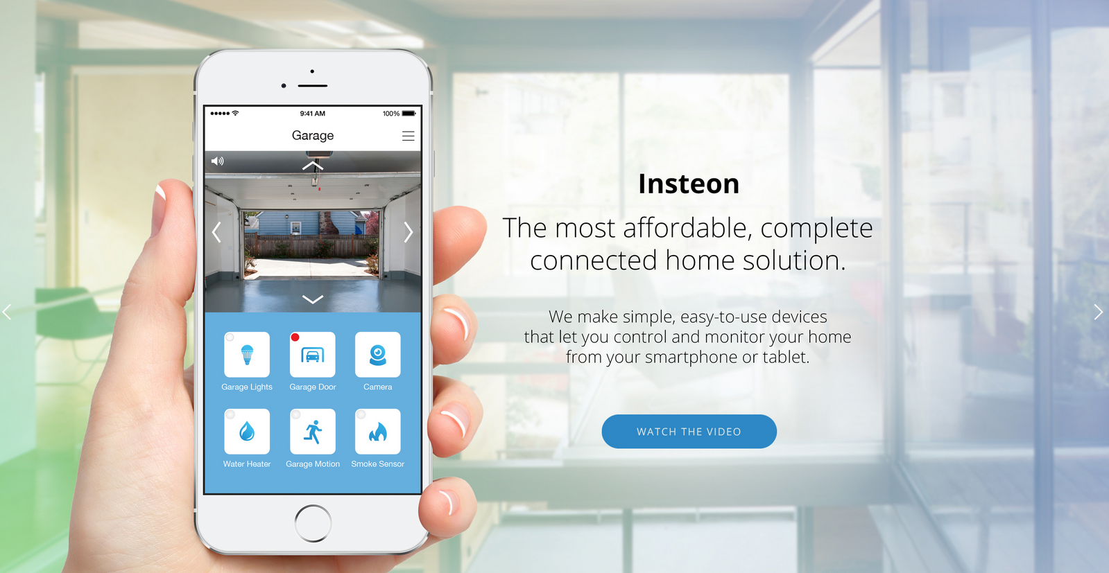 insteon, smart home, home automation,