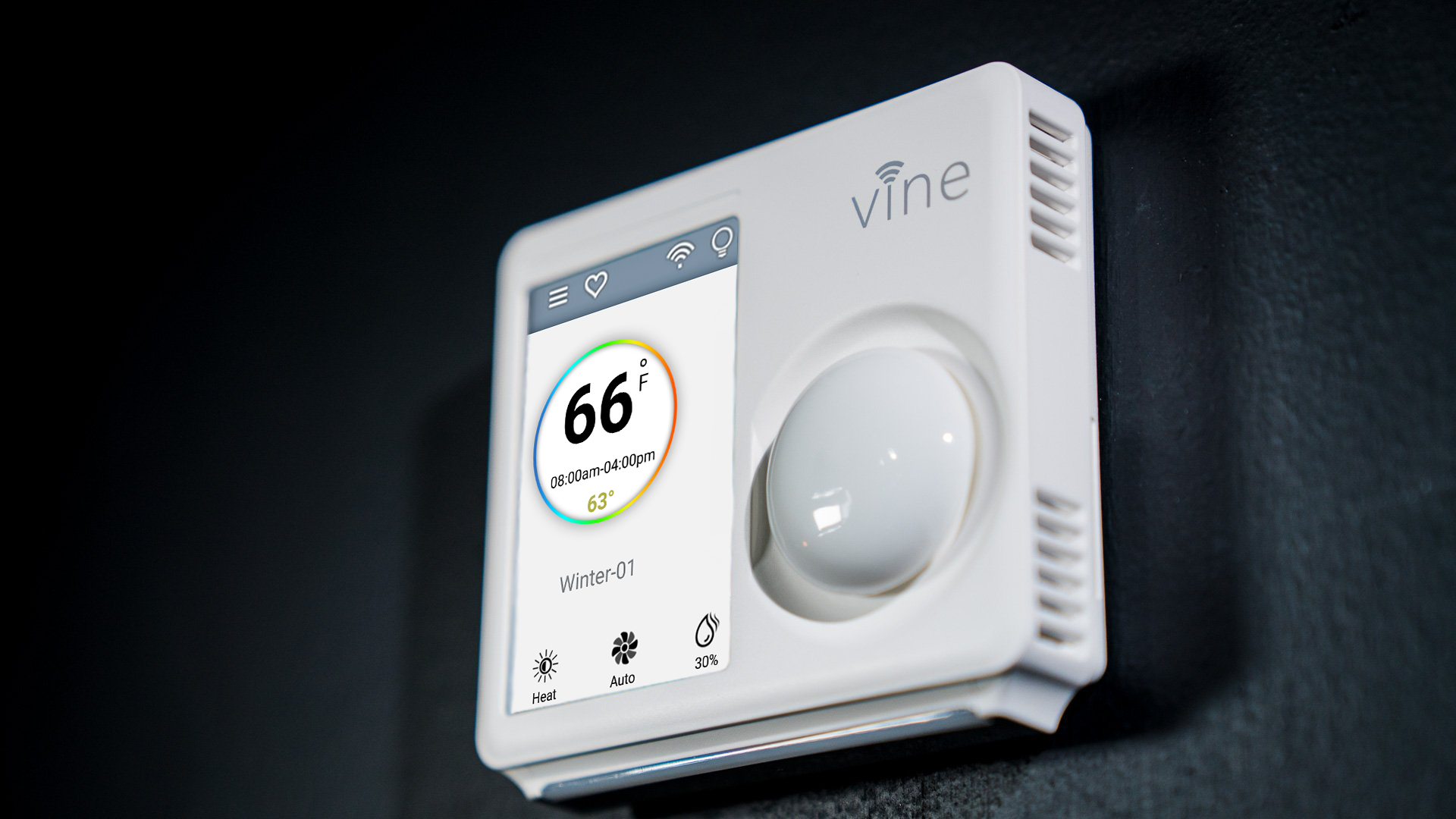 Vine Wi-Fi Thermostat: A Smart Device Without the Fluff