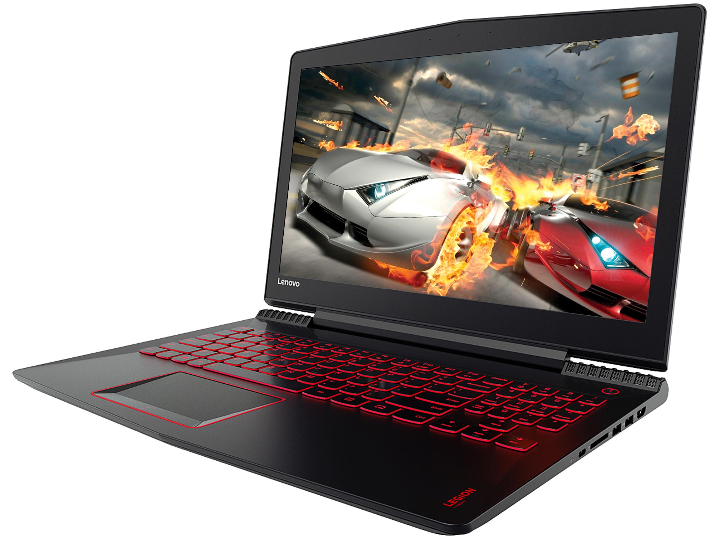 Lenovo Y520 (80WK00HSUS) Gaming Laptop Intel Core i7-7700HQ