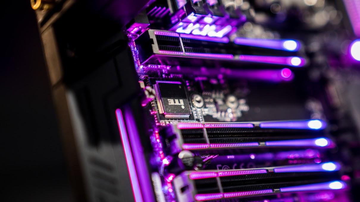Slot PCIe