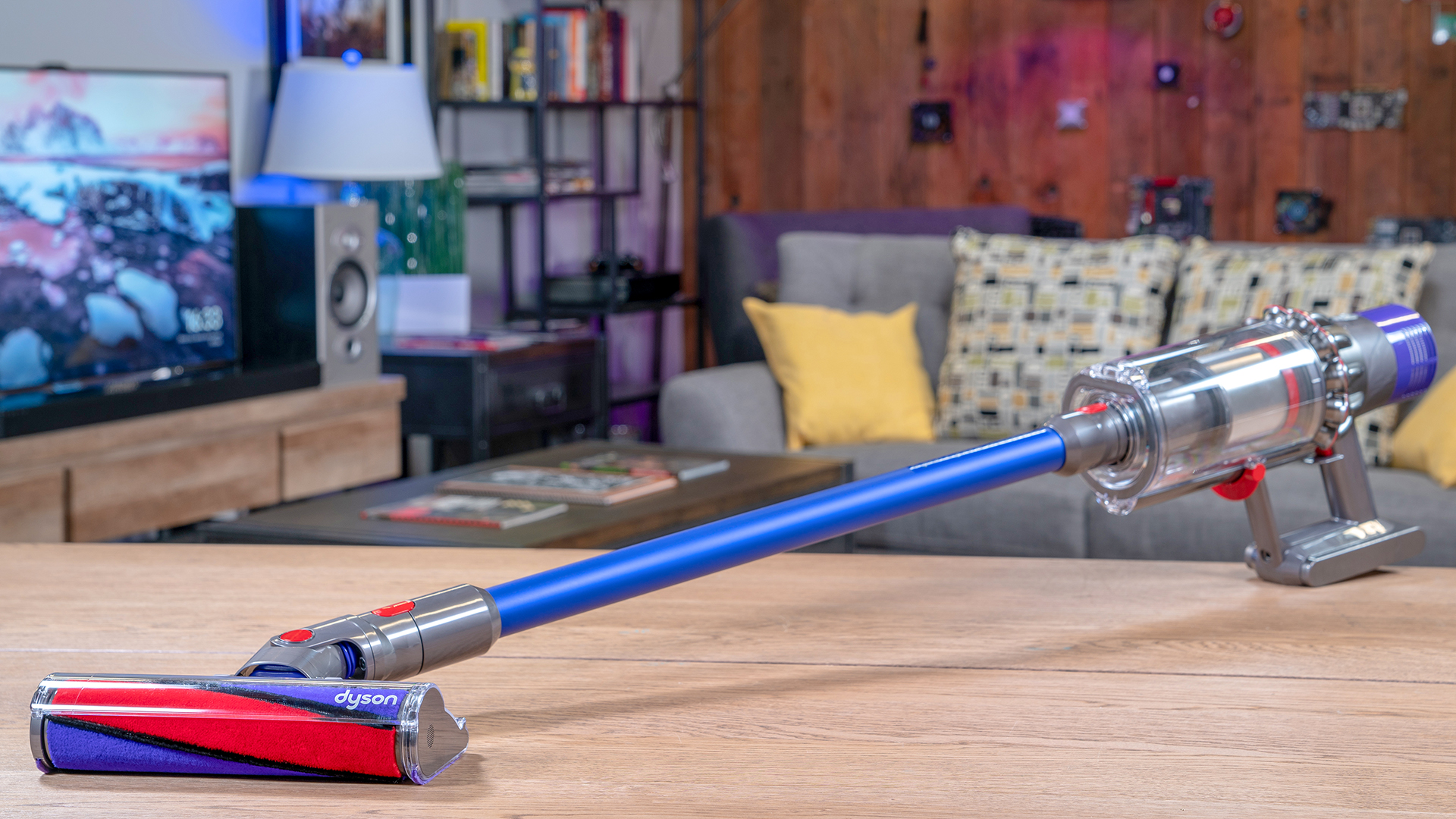 Is the Dyson Cyclone V10 Absolute the Future of Vacuum Tech?