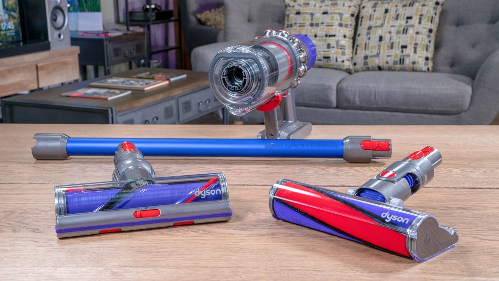 Dyson, home tech, stick vacuum, cordless vacuum, cleaning