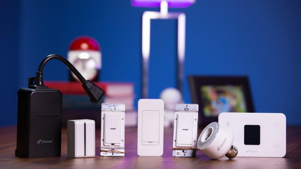 Smart Home, iDevices, smart plug, smart kit, smart lighting, home automation