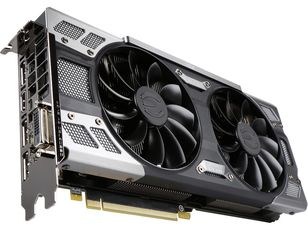 Evga Geforce Gtx 1080 Ftw Gaming Acx 30 08g P4 6286 Kr 8gb Gddr5x Already In The Fan Base Pdf Mod Note How To Include Pictures Rgb Led 10cm 10 Power Phases Double Bios Dx12 Osd Support Pxoc