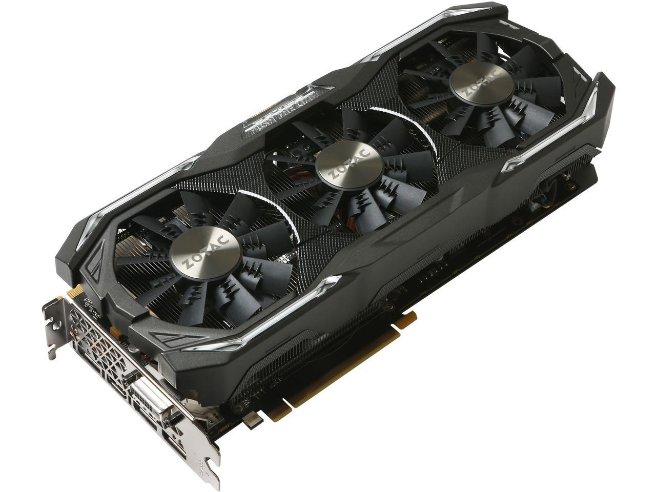 Zotac Geforce Gtx 1070 Ti Directx 12 Zt P10710b 10p Video Card Amp Posted By Electronic Circuit At 429 Pm Extreme Edition