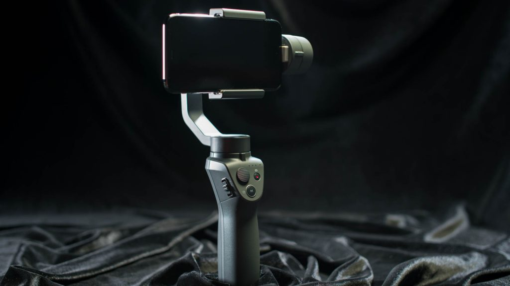 Smartphone gimbal, cheap photography equipment, gadgets, videography, cell phone
