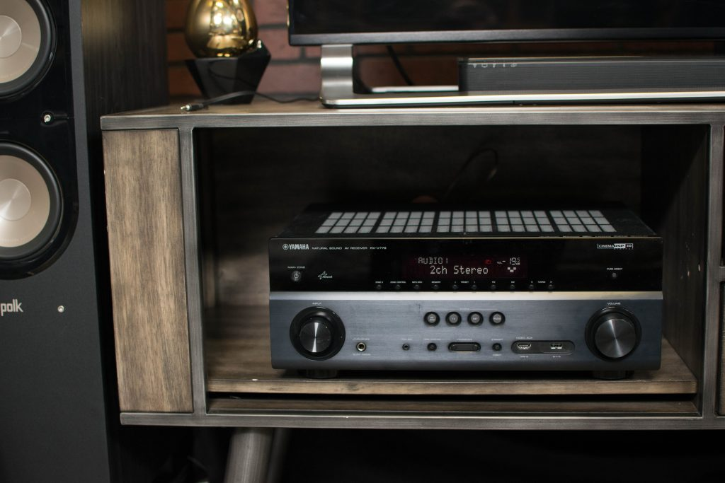 receiver, home theater, home audio, speakers, a/v