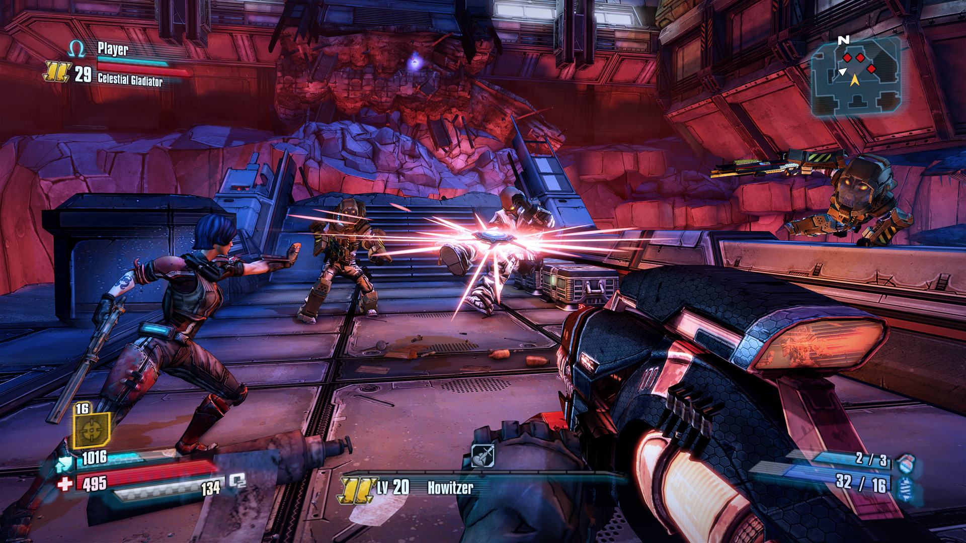 Borderlands The Pre-Sequel - E3 2014 - 2