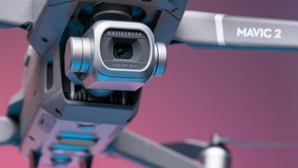 fbe7de897dd The DJI Mavic Pro 2 with its Hasselblad L1D-20C Camera, capable of shooting