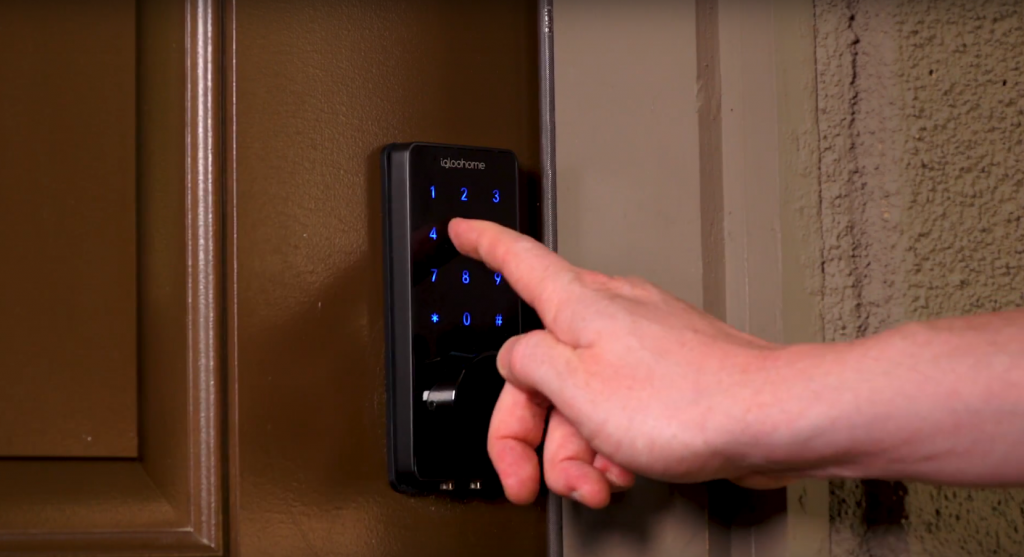 Smart locks with Amazon Alexa and Google Assistant compatibility allow voice-controlled operation.