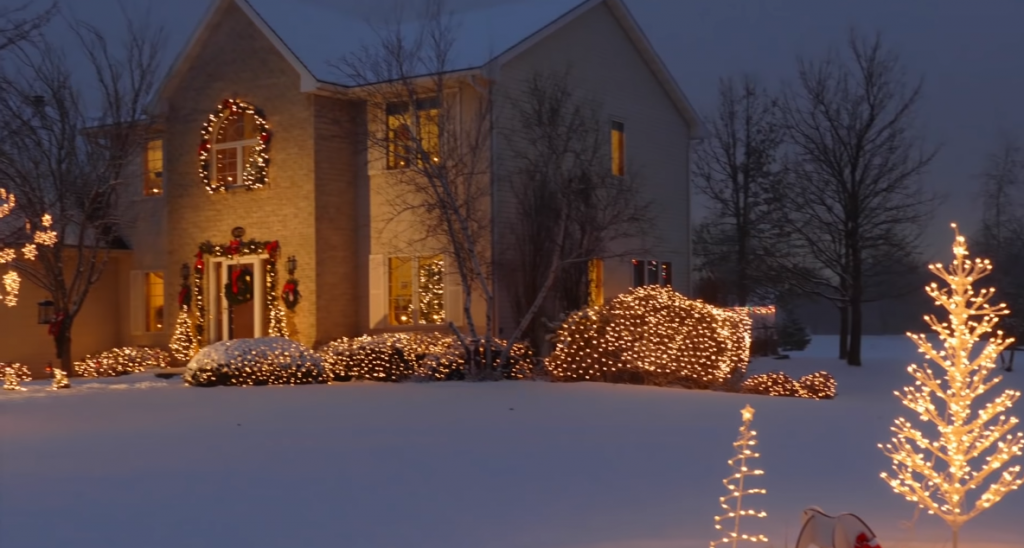 Smart Home tech like lighting, plugs, and access control can all be put to great use for added fun around the holidays.