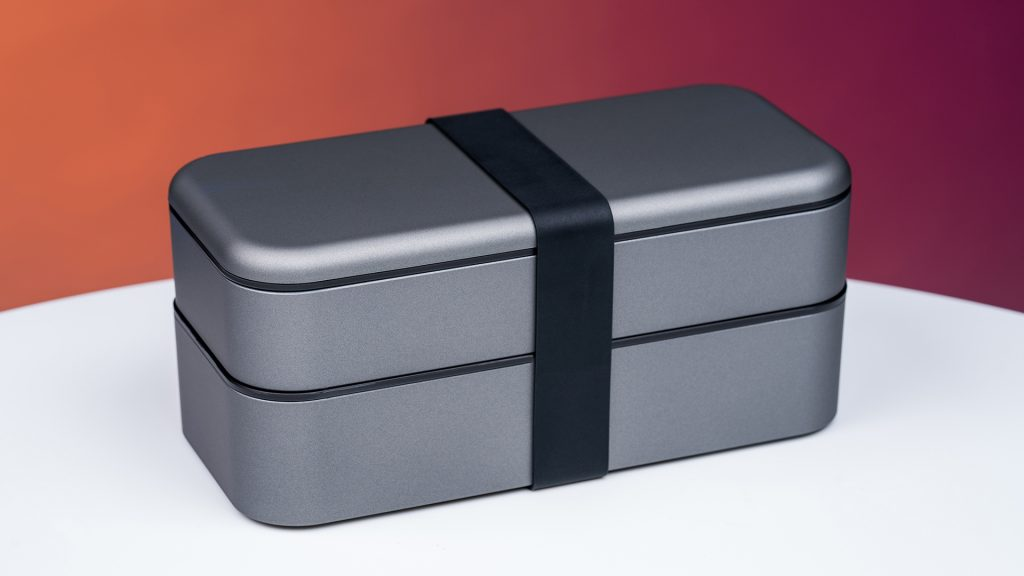 The BentoStack offers organization for the avid Apple fan's accessories.