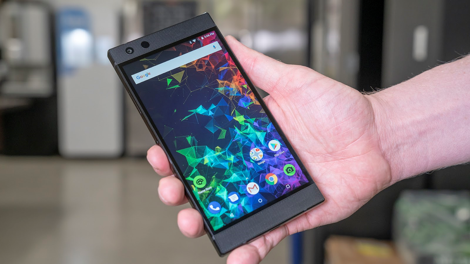 The Razer Phone 2 looks to push the device further into flagship territory, with much needed adjustments to the camera, and overall quality of life improvements.