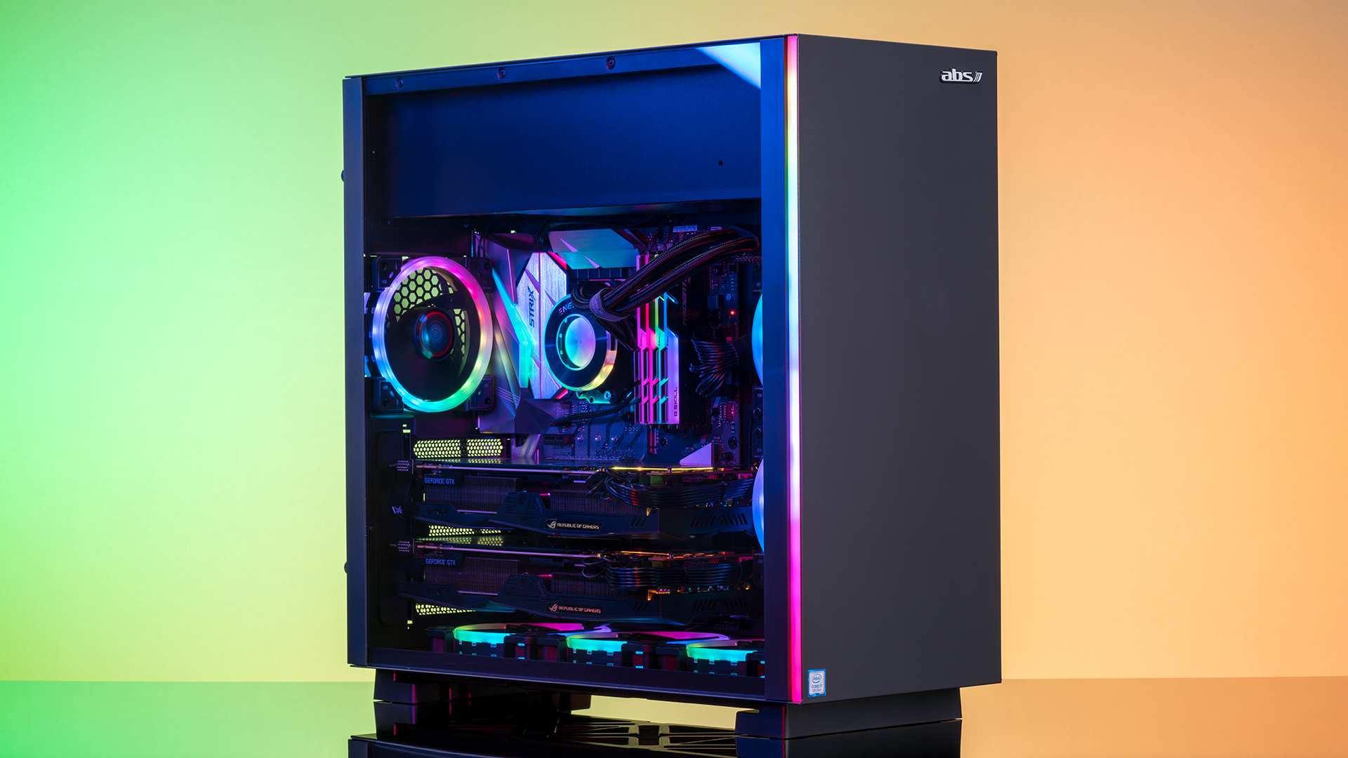 Joining Rosewill's craftsmanship and eye for design with the technical knowledge from ABS has led to something great in the Prism S500 pre-built gaming PC.