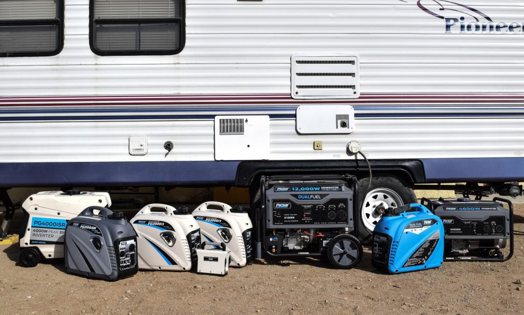 A portable generator for every weekend warrior: The Pulsar