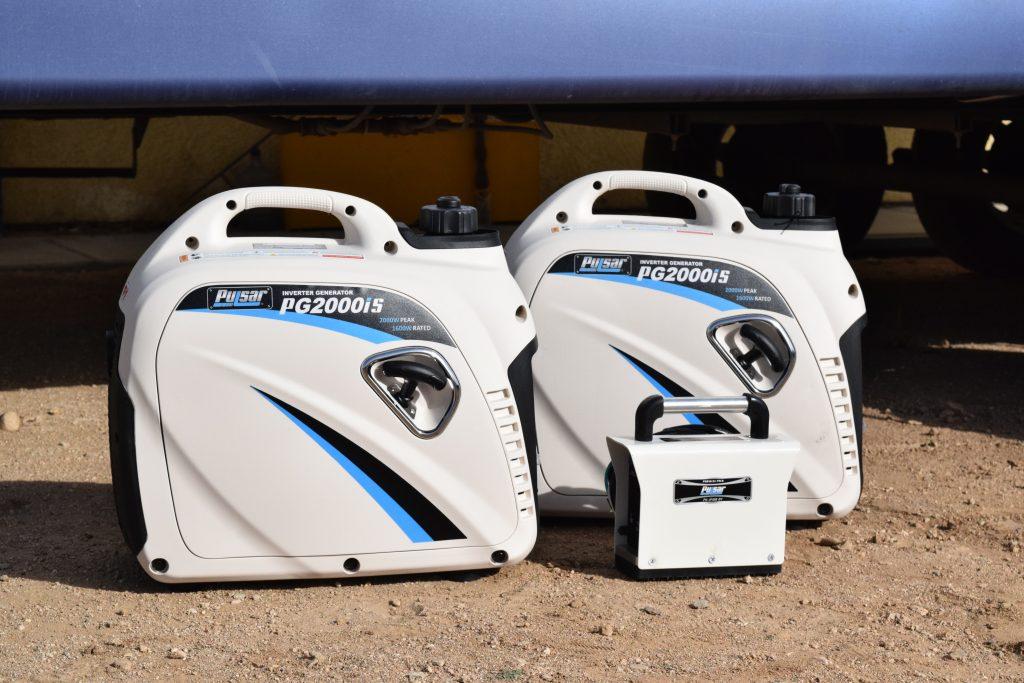 Propane Fuel Cell Rv