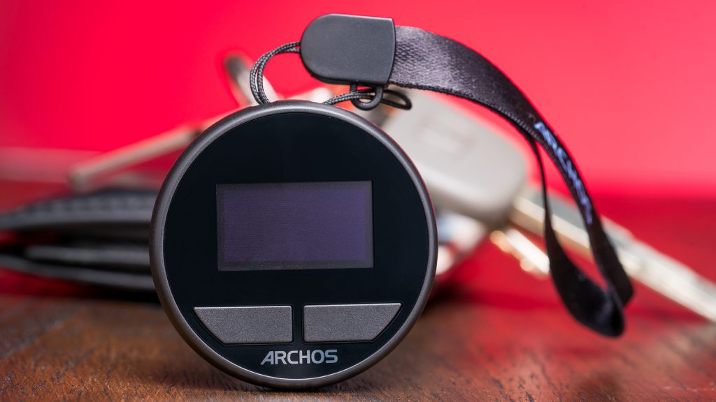 The Archos Safe-T min cryptocurrency wallet is a portable, secure and easy-to-use.