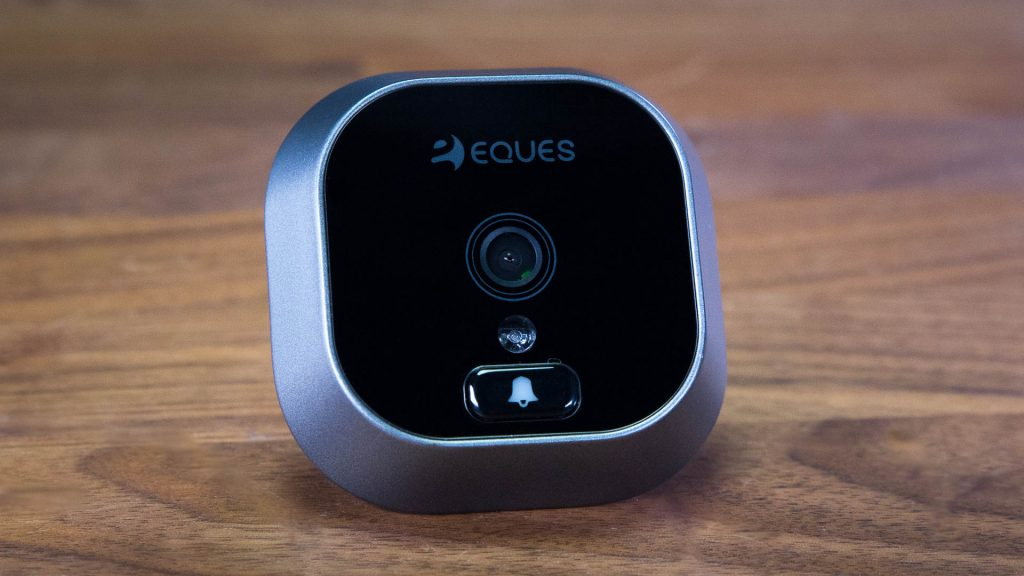 The Greeter smart peephole is a low-cost option for apartments or homes with seniors.