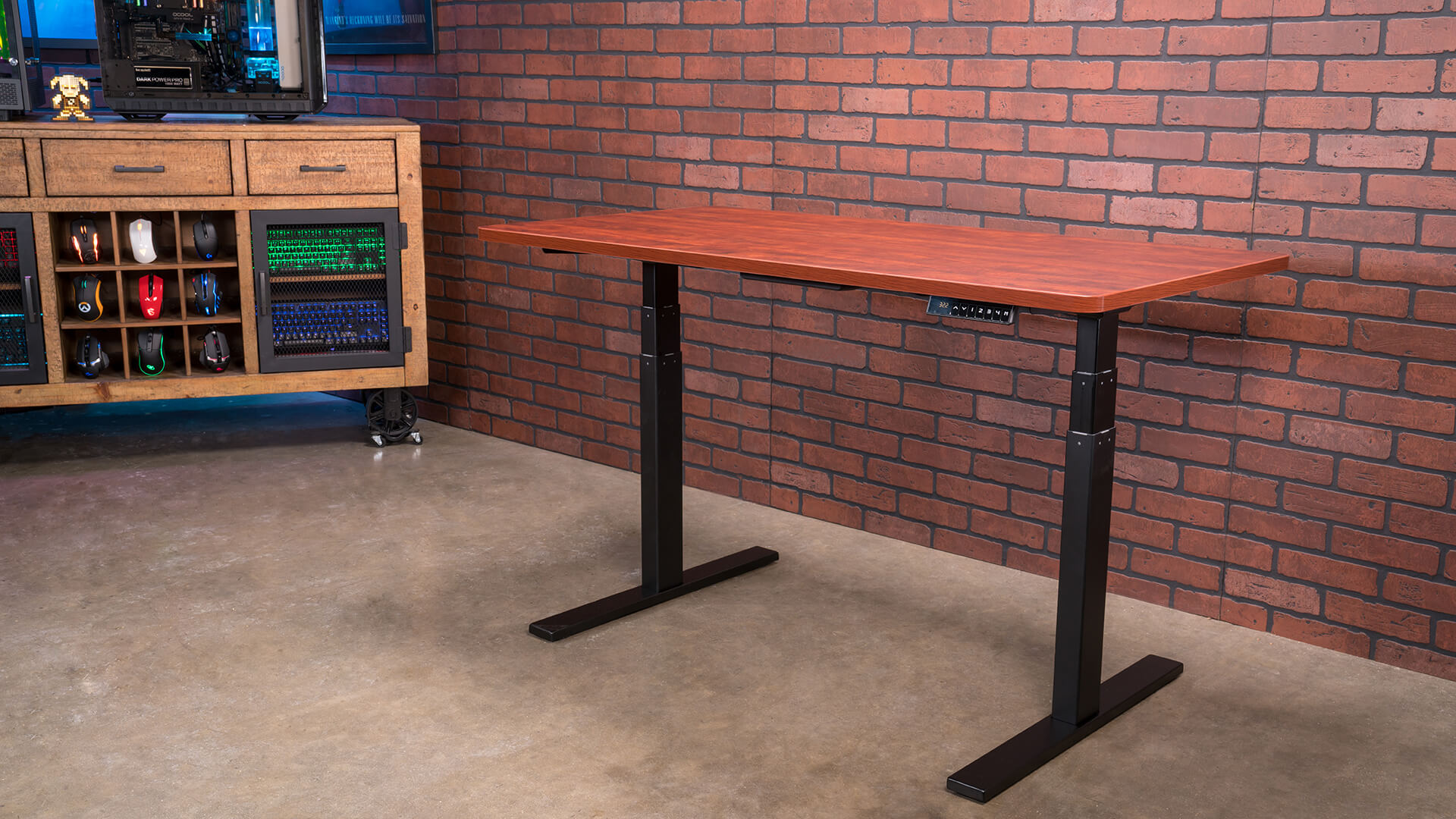 The Aimezo Standing Desk Will Change the Way You Work and Play