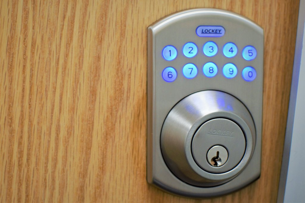 Electronic locks aren't new, but some of the elements LockeyUSA included make usability more seamless and don't require internet connectivity like smart locks.