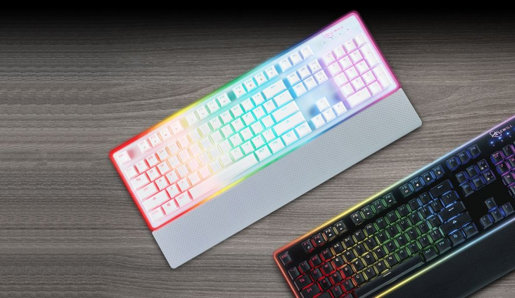 rosewill neon mechanical keyboard