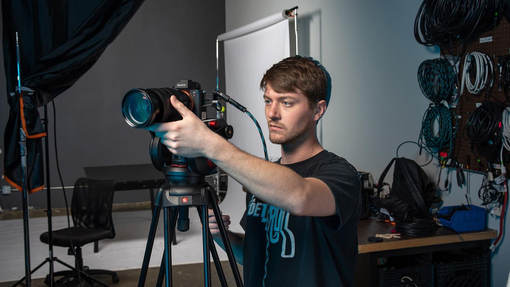 Newegg Studios Photography