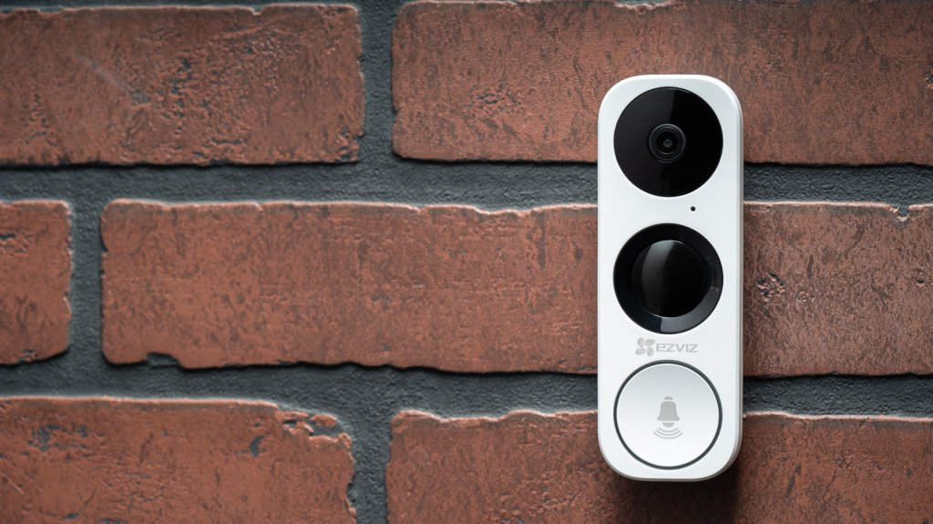 EZVIZ's new DB1 smart video doorbell joins the ranks of the Ring series, Nest Hello, Remobell and many others to add smarts to the old doorbell.