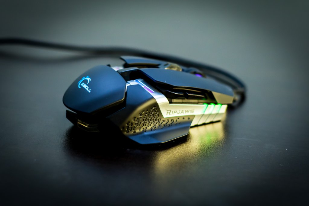 gskill ripjaws gaming mouse