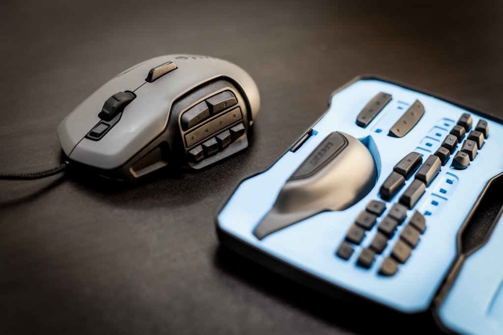 roccat nyth modular mouse newegg