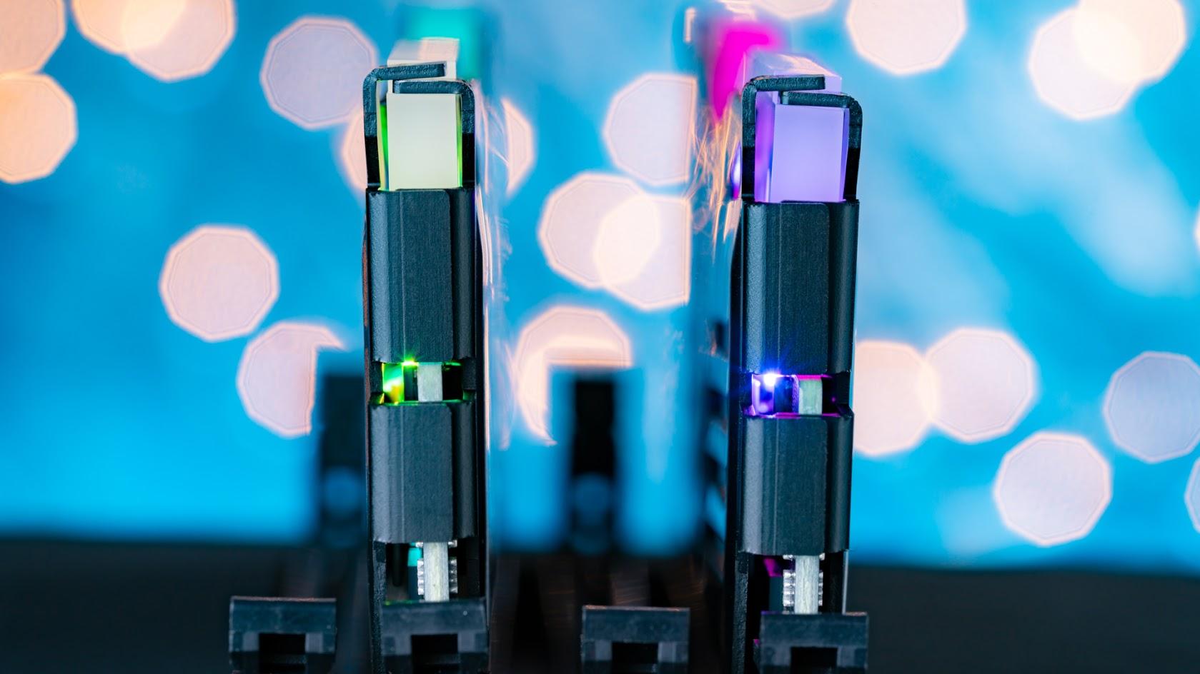 GeIL Super Luce RGB Sync RAM shines bright in AMD boards - Newegg
