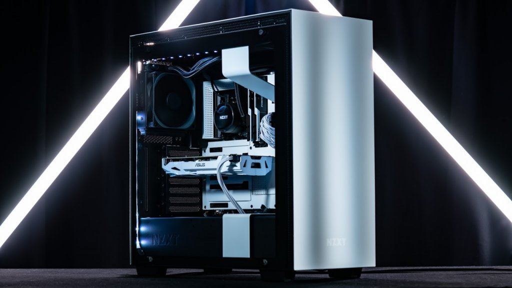 NZXT h700 pc case Tower-2