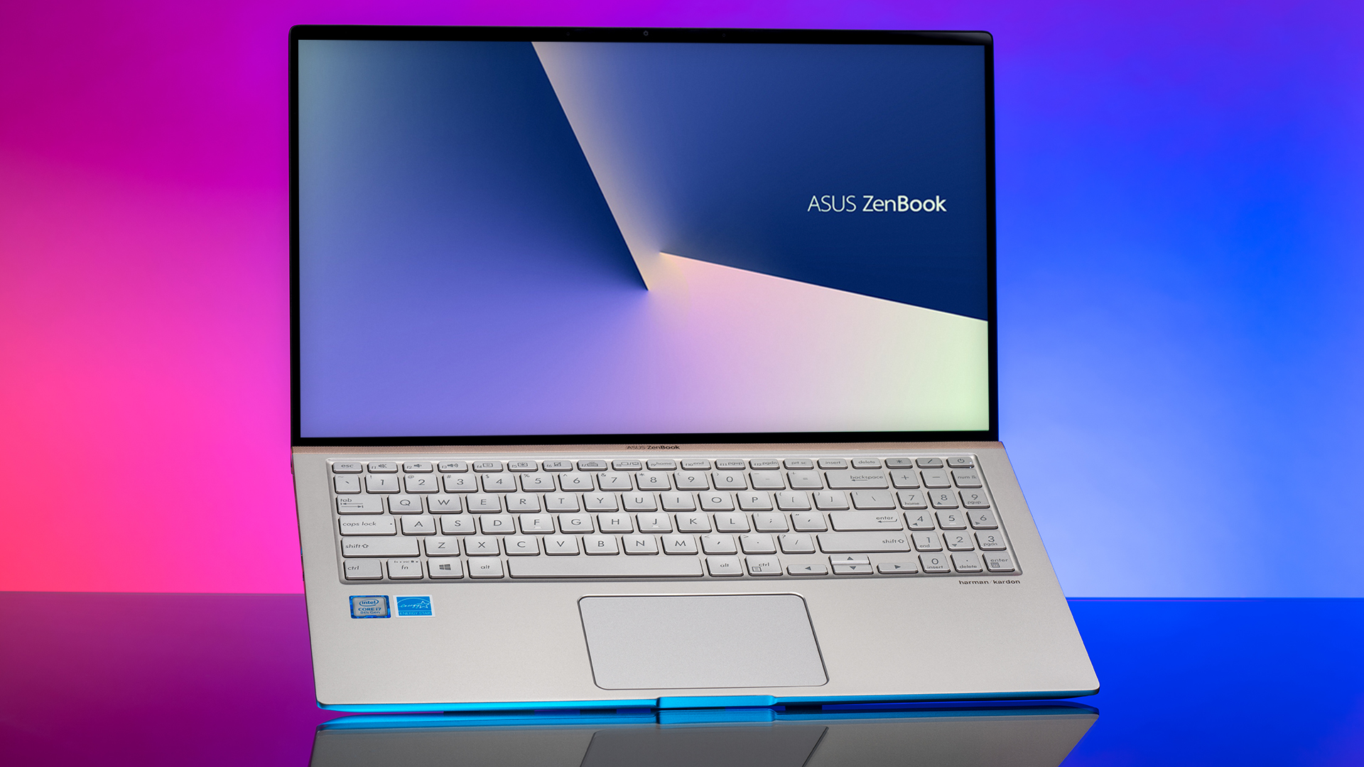 ASUS ZenBook 15 Ultra-Slim Compact Laptop with Intel Core I7