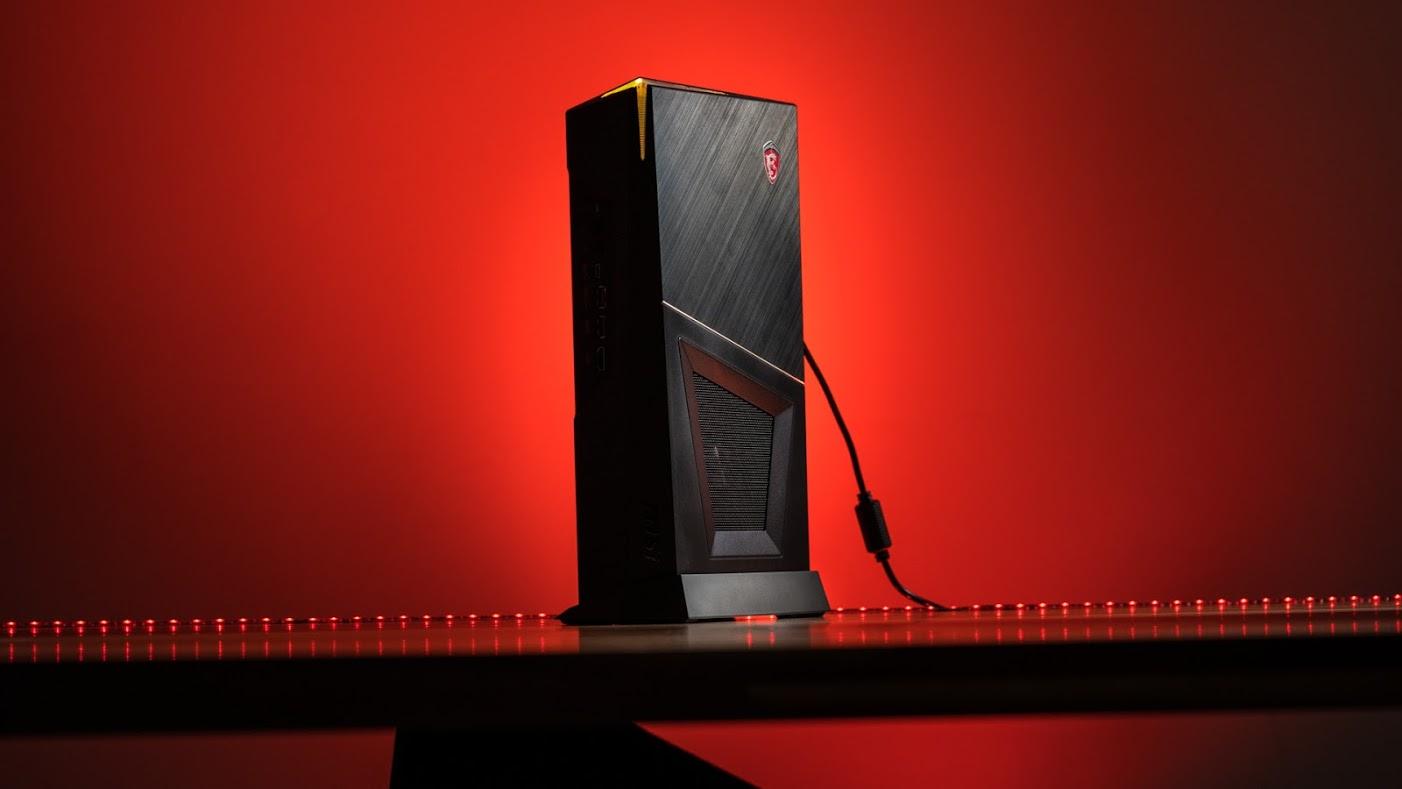 msi trident desktop pc